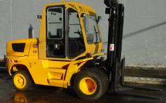 AMKODOR 451A loader for port works