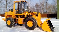 AMKODOR 333V front-end loader