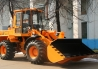 Front-end loader one-bucket AMKODOR 333V