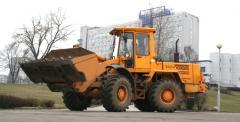 AMKODOR 342S4 loader for forestry
