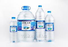 Не газированная минеральная вода