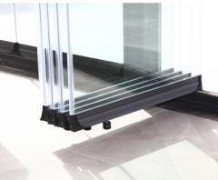 Складывающая стеклянная система