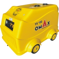 Car wash mobile Omax YX 150