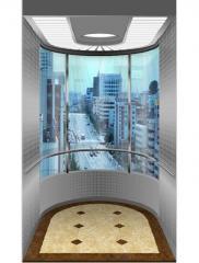 Панорамные лифты концерна ThyssenKrupp Elevator