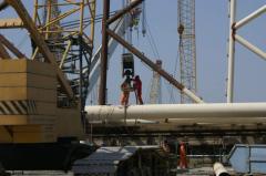 Demag CC 4000 S/N 41008 1982 capacity 500 T