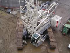 Demag CC 4000 S/N 41014 1983 capacity 500 T