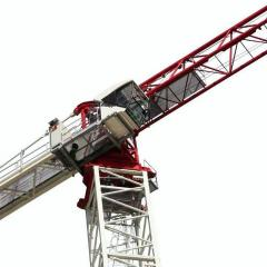 Terex Comedil CTT231-10 TS23 tower crane with Geda