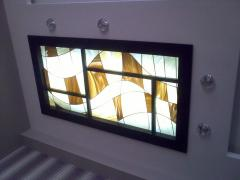 Ceilings stained glass Arth 12