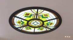 Ceilings stained glass Arth 32