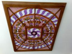 Ceilings stained glass Arth 52