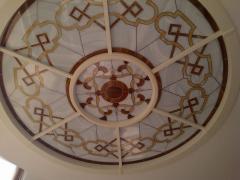 Ceilings stained glass Arth 62