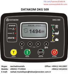 DATAKOM DKG 509