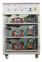Power conditioners are three-phase