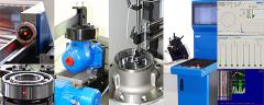 Equipment for testing and measurement of SKF