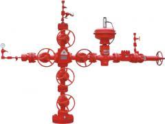 Wellhead equipment  Power Flow International Sales
