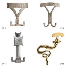 Крючки-вешалки металлические от Teknur MMC