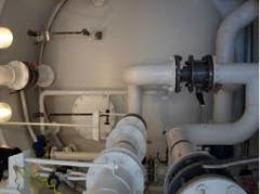 Аппарат обезвоживания нефти