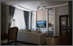 Cabinet furniture in Baku.