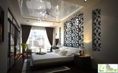 Furniture for a bedroom in Bak