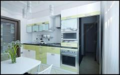 Kitchens are modular