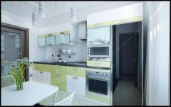 Kitchens are modular