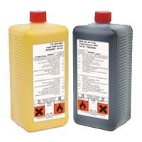 Ink and solvents for industrial printers