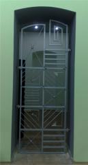 Двери кованые Asforje