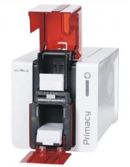Cards printer plastic Evolis Primacy