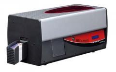 Printer of cards plastic Evolis Securion