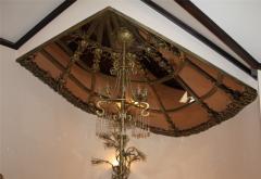 Кованые потолочные изделия для интерьера Asforje