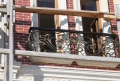 Handrail for balconies shod