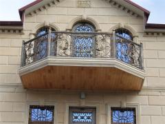 Решетки на окна и ограждения балконные кованые