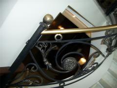 Модули для лестниц и оград кованые Asforje