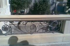 Перила-ограждения кованые Asforje