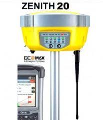 GPS навигационные приемники GeoMax GPS/GNSS