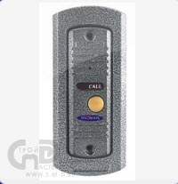 Вандалозащищённая вызывная панель видеодомофона