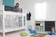 Детская мебель, FLEXA Robotic