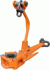 Промышленный инструмент. Ключ машинный трубный