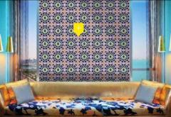Zaki - настенная плитка в восточном стиле от