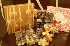 Шоколад на день рождения