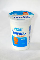 Sour cream of 1,4% Ayran 200 gr