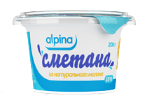 Alpina sour cream