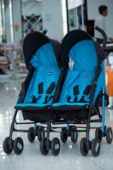 Carriage for twins