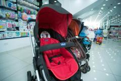 Carriages for children in assortmen