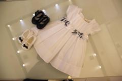 Платье для девочки с обувкой