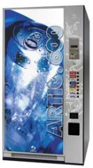 Автоматы по продаже охлажденных напитков