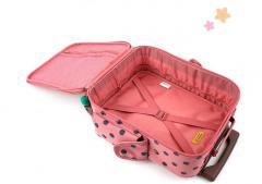 Suitcases are children's