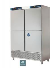 Холодильный шкаф с морозильной камерой  ECPM -602R