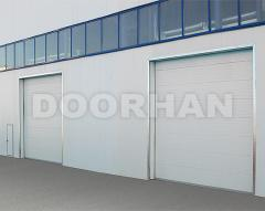 Fire-prevention gate