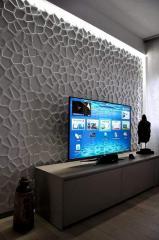 Стеновые 3D панели Арт 25